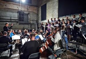 Tallinn Chamber Orchestra and Tõnu Kaljuste (c) Kaupo Kikkas